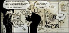 Al Columbia Pim and Francie old man/grandpa