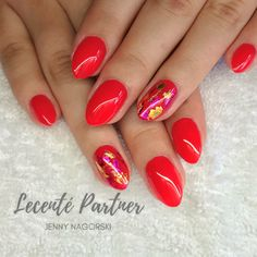 Pointed Nails, Stiletto Nails, Neon Acrylic Nails, Short Almond Nails, Nail Designs, Mountain, Nail Art, Photo And Video, Instagram