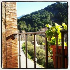 Desde el balcon @Hotel Rural Los Molinillos