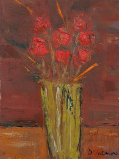 Stephen Dinsmore - Arrangement in Orange