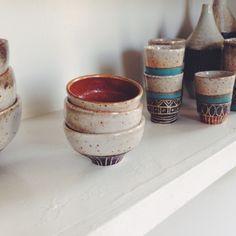 Sarah Veak Ceramics // @Pennyweight on Instagram