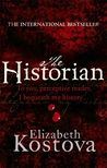 The Historian. I stay away from over-long books and should have with this one. Vampires, Dracula -- not my thing, historical research & Oxford libraries were the draw. People kept disappearing which helped initially but was overdone by end. Places visited provided a bit of armchair traveler but characters needed work. Not the worst book I've read but not in the top 1000.