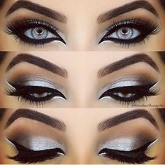 Valentinstag Augen Make-up Ideen 2019 Valentines Day Eye Makeup Ideas 2019 Related posts: Diy makeup glitter eye shadows Ideas Best Diy Makeup Eyeliner Beauty Tricks Ideas 25 Ideas for diy makeup eyeliner tips Diy makeup primer foundation Ideas for Day Eye Makeup, Blue Eye Makeup, Prom Makeup, Wedding Makeup, Beauty Makeup, Makeup Eyeshadow, Eyeshadow Palette, Shimmer Eyeshadow, Makeup Primer