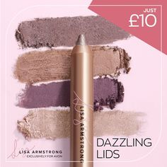 Cream Concealer, Concealer Brush, Eyeshadow Pencil, Eyeshadow Makeup, Dark Circles Under Eyes, Shops, Avon Online, French Lavender, Relaxing Bath