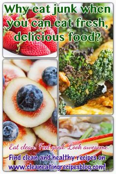 Get clean eating weight loss recipes on www.cleaneatingrecipesblog.com