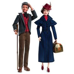 This listing is for 2 hard to find dolls. Disney Mary Poppins Returns Mary Poppins Arrives Barbie Doll, new. You will also get a Disney Mary Poppins Returns Jack the Lamplighter Barbie Doll. Barbie Shop, Mattel Barbie, Barbie Dolls, Bad Barbie, Reborn Toddler Girl, Reborn Baby Dolls, Barbie Website, Red Vest, Disney Dolls