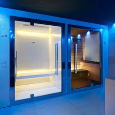 Dagobert sauna