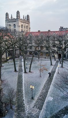 Harper Pathway - University of Chicago, USA