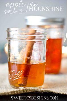 Old fashioned moonshine recipes 84