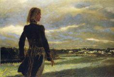 'Wanderer' von Jamie Wyeth