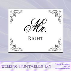 Table Number Cards Template Diy Teal Silver Gray Elegant Wedding