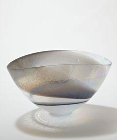 Moon Stone Oval Bowl - Large - Vases