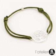 Médaille Arbre De Vie, Bracelet Arbre De Vie, Bracelet Femme, Cadeaux  Tendance, c04d3f14f4fd