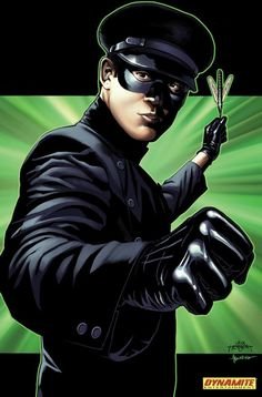 "Kato of ""The Green Hornet"""