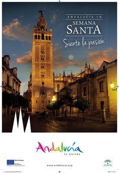 Andalucía en Semana Santa... ¡siente la pasión! / Andalucía at Easter... feel the passion!