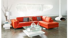 Venice 3.5 Seater Sofa with Chaise