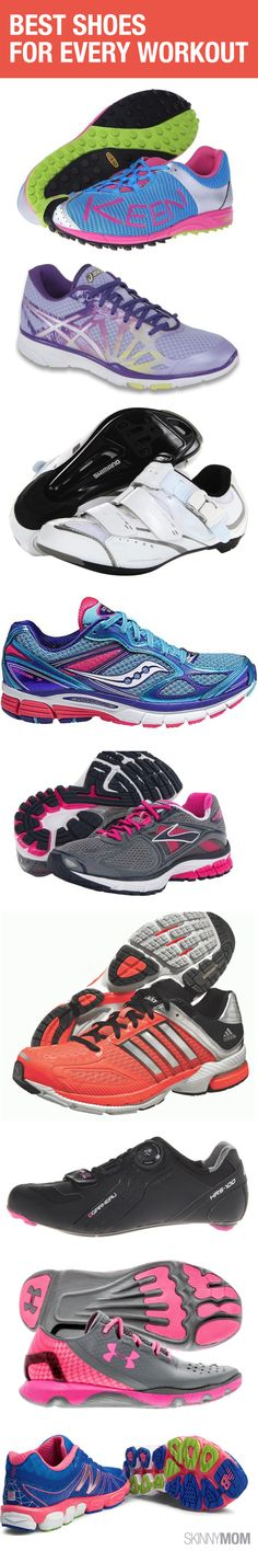 Click here to see what sneaker is the best fit for your type of fitness workout.
