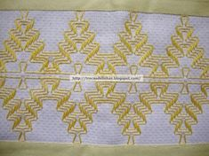 Swedish Weaving, Cross Stitch Designs, Cross Stitch Embroidery, Macrame, Needlework, Diy Crafts, Quilts, Blanket, Knitting