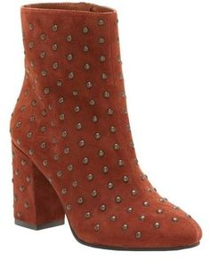 eb0e6283dbe Lucky Brand Women s Wesson2 Block Heel Bootie Suede Boots