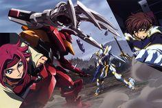 Code Geass - Kallen X Suzaku.