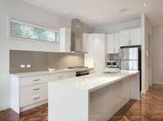 Image result for splashback ideas white kitchen