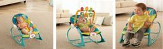 Fisher Price Infant-to-Toddler Rocker is on SALE! This cool chair changes as the child grows from Newborn-Toddler Years! It has excellent reviews too :) ------->> http://www.darlindeals.com/2013/08/fisher-price-infant-to-toddler-rocker-on-sale.html/
