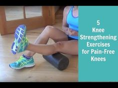 5 Knee Strengthening Exercises to Reduce Pain and Injury Risk - YouTube