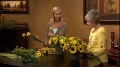 How to Create a Sunny Sunflower Floral Design