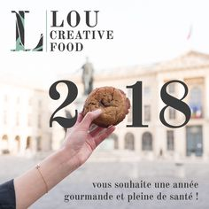 Toute l'équipe de Lou Creative Food vous adresse ses voeux pour une année pleine de santé, riche en réussites et en bonheurs (petits et grands)... mais aussi gourmande et saine, évidemment ! 😀😋  #restaurant #Reim #fastGood #food #healthyfood #pornfood #bio #vegan #glutenfree #sansGluten #handmade #bagels #bakery