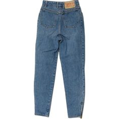 80's Bongo Pants: Early 90s -Bongo- Womens blue denim cotton and... ❤ liked on Polyvore featuring jeans, pants, bottoms, denim, stretchy skinny jeans, super stretch skinny jeans, skinny tapered jeans, stretch skinny jeans and stretch blue jeans