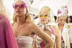 Backstage Pass: Milan Fashion Week Spring 2015 - Backstage at Moschino Spring 2015