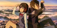 Kimi no na wa (T_T) ... it tis a beautiful love story