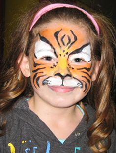 fairy dairy faces website with face painting ideas