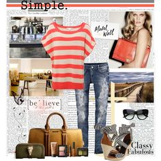 """""""Simple. Classy."""" on Polyvore"""