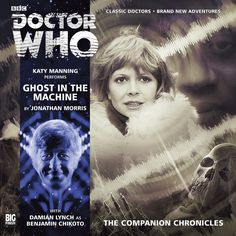 Doctor Who The Companion Chronicles - Ghost in the Machine http://esopodcast.com/review-doctor-who-the-companion-chronicles-ghost-in-the-machine