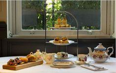 Afternoon Tea at the Reform Social and Grill.