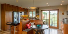 Honeoye Falls Kitchen - Home Remodeling | Home Renovations Rochester NY | Norbut Renovations