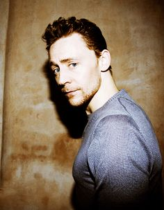 Lovely edit of one of the Tom Hiddelston shots from the Feb2014 Elle UK