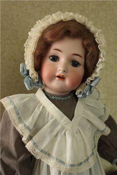Девочка KRочка, Kämmer & Reinhardt / Винтажные антикварные куклы, реплики / Бэйбики. Куклы фото. Одежда для кукол