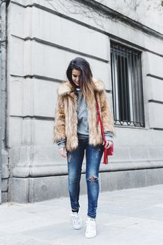 Faux Fur Coat | 2015 |