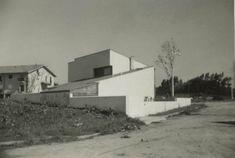 Alvaro Siza | Casa Miranda Santos | Matosinhos, Portugal | 1960