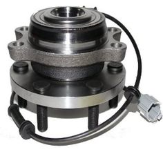 Brand New Front Wheel Hub and Bearing Assembly Frontier, Pathfinder, Xterra 6 Lug W/ ABS 515065 Bicycle, Diesel, Abs, Diesel Fuel, Bike, Crunches, Bicycle Kick, Bicycles, Abdominal Muscles