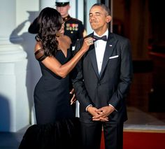 Michelle Obama Recalls Fashion Double Standard at the White House: 'Barack Wore the Same Tuxedo for Eight Years!'
