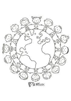 Earth Day Projects, Colouring Pages, Symbols, Crafty, Embroidery, School, Drawings, Print Coloring Pages, Sustainability
