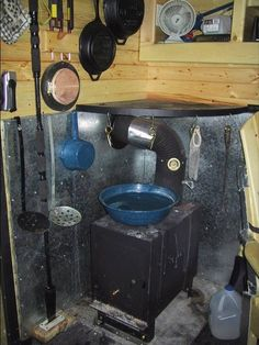 For all those who say ice fishing on a block of ice isn't fun, check this Ice Lodge Michigan Ice Shanty. Ice Fishing Huts, Ice Fishing Sled, Ice Fishing Gear, Fishing Shack, Fishing Tips, Fishing Stuff, Bass Fishing, Ice Fishing Shanty, Ice Shanty
