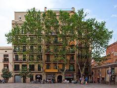 Plaça del Sol, Barcelona, Espanha