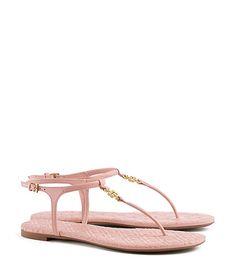 cfafe497def MARION QUILTED SANDAL Pink Sandals