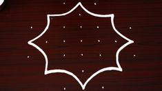simple and new rangoli designs for diwali 2018 * color kolam designs * friday muggulu designs Diwali Special Rangoli Design, Rangoli Designs, Tank Man, Tank Tops, Women, Crop Tank