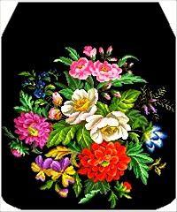 Gallery.ru / Фото #7 - Berlin woolwork. Floralneedlepointdesigner. Платные схемы. - Nadezhda2014