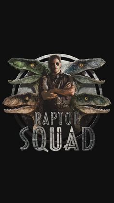 Raptor Squad Jurassic World Samsung Galaxy Edge Case Jurassic World Park, Jurassic World Characters, Jurassic World Raptors, Jurassic Movies, Jurassic Park Series, Falling Kingdoms, Tyrannosaurus Rex, Chris Pratt, Good Movies